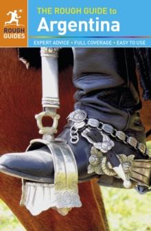 Online bestellen: Reisgids Argentina - Argentinië | Rough Guides