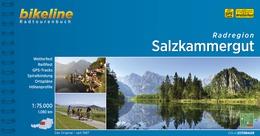 Fietsgids Bikeline Salzkammergut | Esterbauer