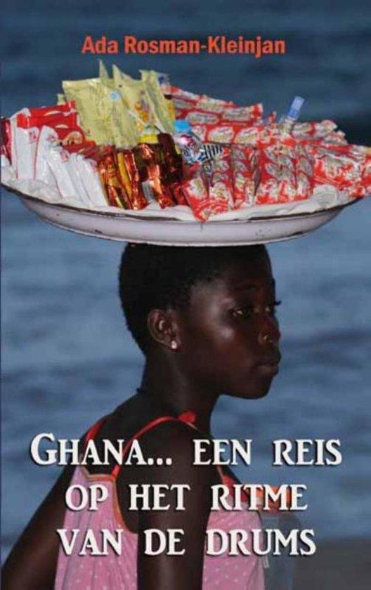 Reisverhaal Ghana... een reis op het ritme van de drums | Ada Rosman <br/>€ 17.50 <br/> <a href='https://www.dezwerver.nl/reisgidsen/?tt=1554_252853_241358_&r=https%3A%2F%2Fwww.dezwerver.nl%2Fr%2Fafrika%2Fghana%2Fc%2Fboeken%2Freisverhalen%2F9789082316520%2Freisverhaal-ghana-een-reis-op-het-ritme-van-de-drums-ada-rosman%2F' target='_blank'>Meer Info</a>