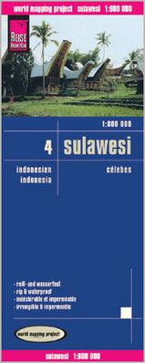Landkaarten Indonesie