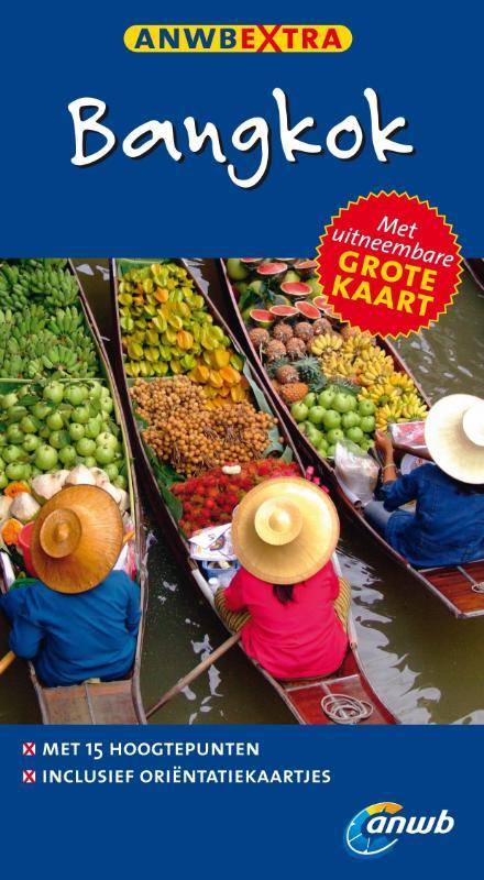 Online bestellen: Reisgids ANWB extra Bangkok   ANWB Media