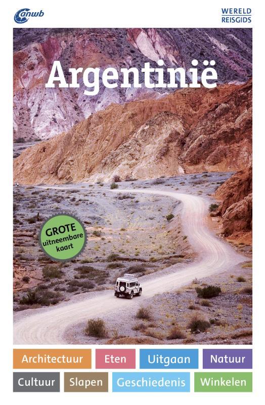 Online bestellen: Reisgids ANWB Wereldreisgids Argentinië - Argentinie | ANWB Media